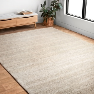 "Alexander Home Brently Farmhouse Modern Rug - 7'7"" x 10'6"""