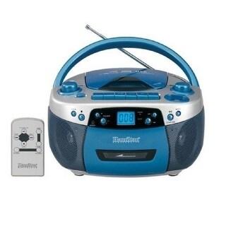 Hamilton Electronics USB, MP3, CD, Cassette and AM/FM Radio Boom Box