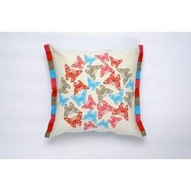 Darzzi Butterfly Flutter Cushion Cover