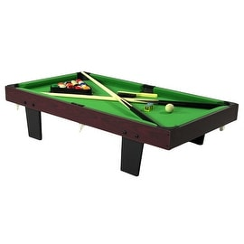 Sunnydaze 36-Inch Tabletop Pool Table