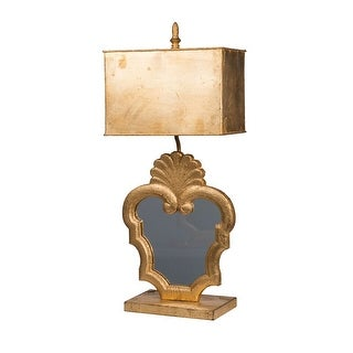 Classic Vintage Gold Table Lamp