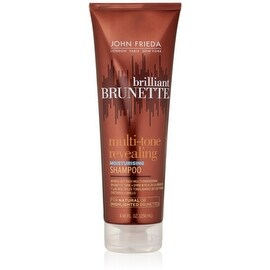 brilliant brunette Multi-Tone Revealing Moisturizing Shampoo 8.45 oz