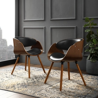 Corvus Mid-century Modern Accent Chair