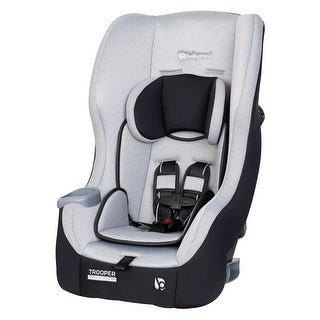 Baby Trend Trooper 3 in 1 Convertible Car Seat,Moondust - Full Size Car Seat