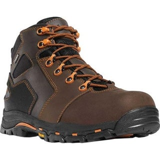 "Danner Men's Vicious 4.5"" Brown/Orange"