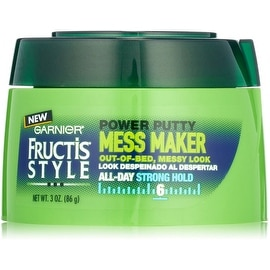 Garnier Fructis Haircare Mess Maker Power Putty 3 oz