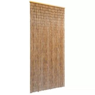 """vidaXL Door Curtain Bamboo 35.4""""x78.7"""""""