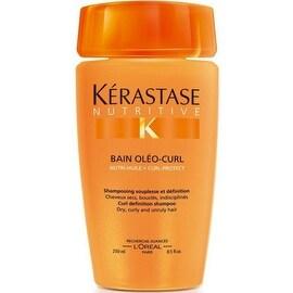 Kerastase Nutritive Bain Oleo Curl Definition Shampoo, 8.5 oz