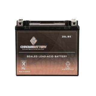 YTX20L-BS UTV Battery for Kymco UXV450 All Years Until '16