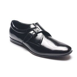 Versace Collection Oxford Dress Shoes Black