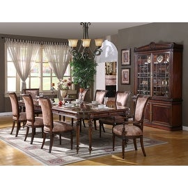 Regency Rectangle Dining Table with 8 legs
