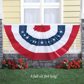 Patriotic Oversized Bunting