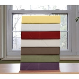 5 Sets of Luxury Super Soft Solid High Quality Queen Bed Sheets - Assorted Colors (White , Burgundy ,Sage Green,Purple, Ivory)