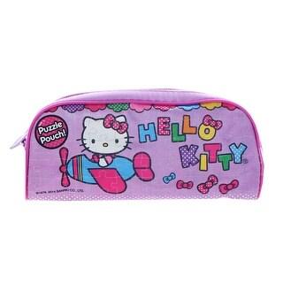 Hello Kitty 100-Piece Puzzle in Zipper Pouch - Multi