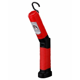 Portable LED Work Light, Multi-use COB Flashlight, Battery-Operated & Rechargeable