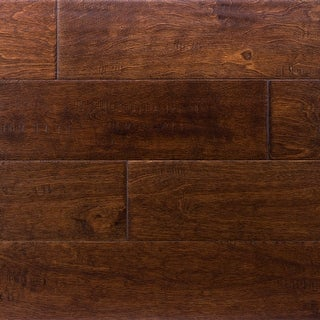 "Miseno MFLR-COLORADO-E Riverbed Engineered Hardwood Flooring - 5"" - Birch Colorado"