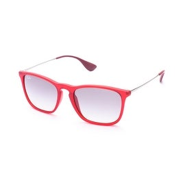 Ray-Ban Chris Sunglasses RB4187 Red