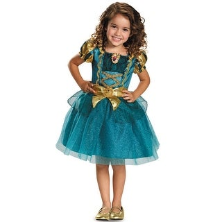 Disguise Merida Classic Toddler Costume - Green