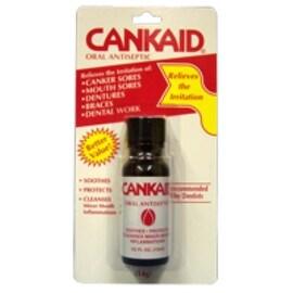 Cankaid Oral Antiseptic Throat Drops 0.5 oz