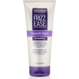 John Frieda Collection Frizz-Ease Smooth Start Shampoo Repairing 10 oz
