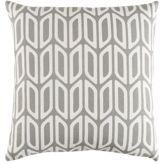 Decorative 18-inch Chowk Throw Pillow Shell