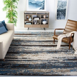 Safavieh Retro Herle Distressed Modern Abstract Rug