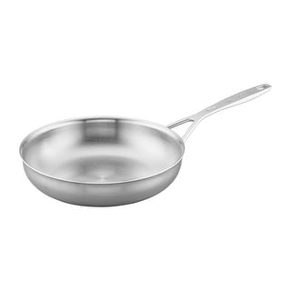 Demeyere Industry 5-Ply Stainless Steel Fry Pan