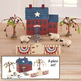 Mini Country Primitive Patriot Set