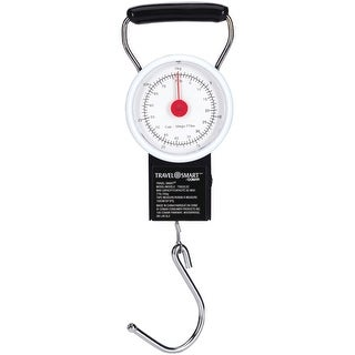 Travel smart ts602x luggage scale & tape measure