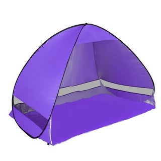 Pop Up Outdoor Automatic Tent Folding Anti UV Instant Portable Beach