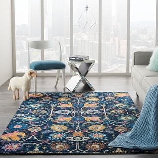 Nourison Passion Traditional Floral Area Rug