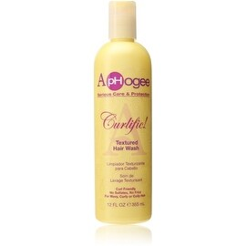 Aphogee Curlific Textured Hair Wash, 12 oz