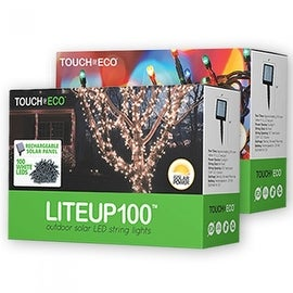 LITEUP100 Solar String Lights