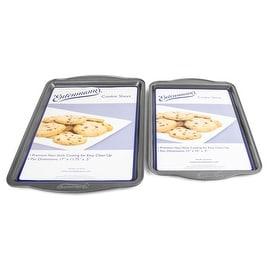 Entenmann's 2 Piece Cookie Sheet Set