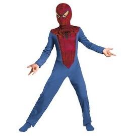 Spiderman Child Costume, Small 4-6