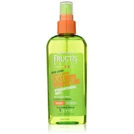 Garnier Fructis Style Sleek & Shine Flat Iron Perfector Straightening Mist 6 oz