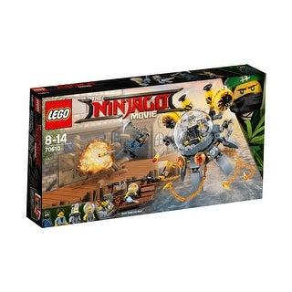 LEGO Ninjago 341-Piece Flying Jelly Sub Construction Set 70610 - Multi