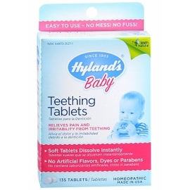 Hyland's Baby Teething Tablets 135 Tablets
