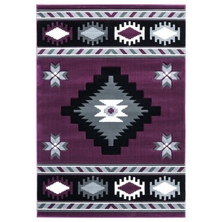 Porch & Den Curry Hand-Carved Area Rug