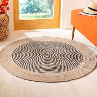 Safavieh Handmade Braided Nooria Country Wool Rug