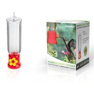 Hanging Hummingbird Feeder - 1 or 2 Pack