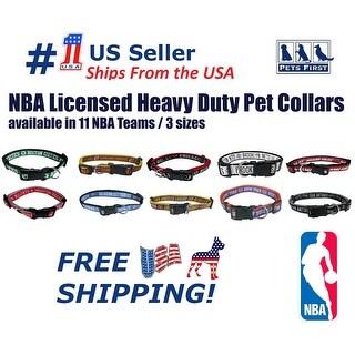 Pets First NCAA Dog Collar - Heavy-Duty, Durable & Adjustable Collar