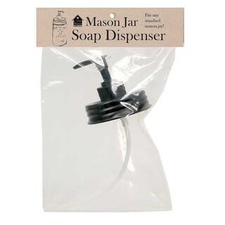 Mason Jar Soap Dispenser Lid -4Pack