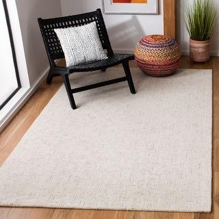 Safavieh Handmade Micro-Loop Courteney Transitional Wool Rug