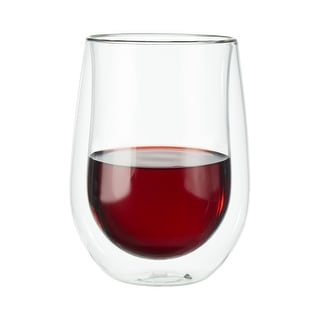 ZWILLING Sorrento 2-pc Double-Wall Glass Red Wine Glass Set
