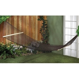 Espresso Two-Person Hammock