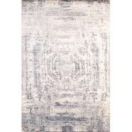 Modern Bamboo Rug - 6' X 9' - By Pasargad NY Rug #D06512