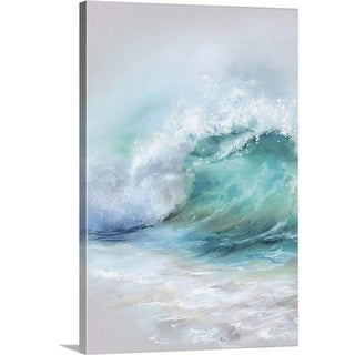"""Wave"" Canvas Wall Art"