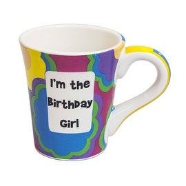 Tumbleweed Pottery Birthday Mug for Her