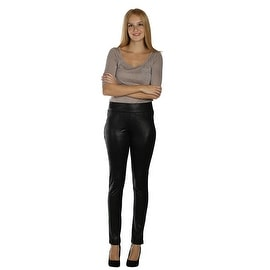 Lola Pull On Vegan Jegging, Anna-SBLK